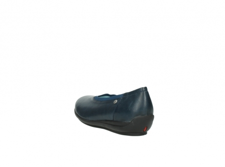 wolky instappers 0383 fairton 380 blauw leer_5
