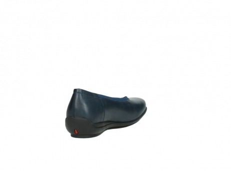 wolky instappers 0383 fairton 380 blauw leer_9