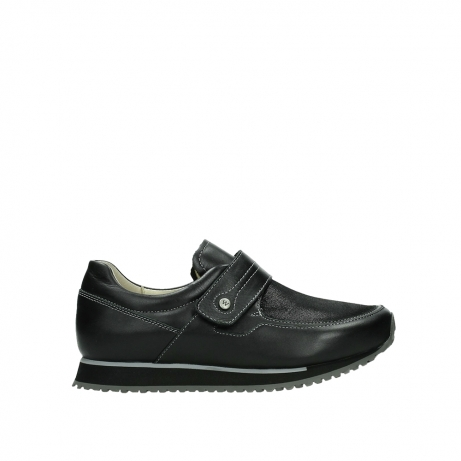 wolky mary janes 05807 e strap 20009 black stretch leather
