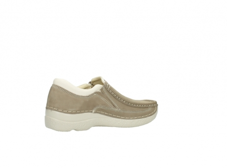 wolky instappers 06206 roll sneaker 10150 taupe nubuck_11