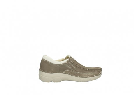 wolky instappers 06206 roll sneaker 10150 taupe nubuck_12