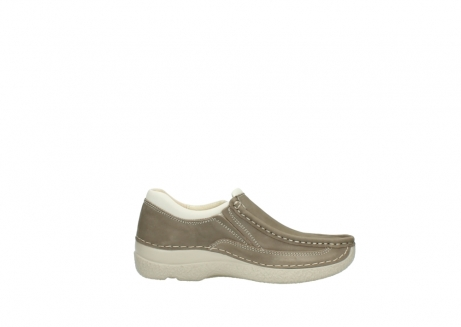 wolky instappers 06206 roll sneaker 10150 taupe nubuck_13