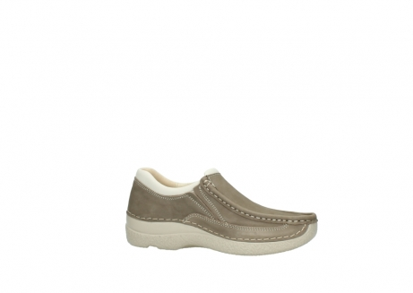 wolky instappers 06206 roll sneaker 10150 taupe nubuck_14