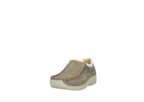 wolky instappers 06206 roll sneaker 10150 taupe nubuck_21