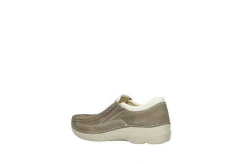 wolky instappers 06206 roll sneaker 10150 taupe nubuck_3