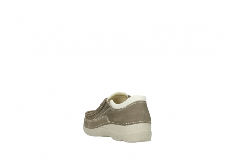 wolky instappers 06206 roll sneaker 10150 taupe nubuck_5