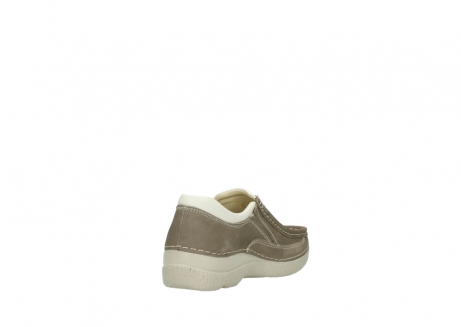 wolky instappers 06206 roll sneaker 10150 taupe nubuck_9