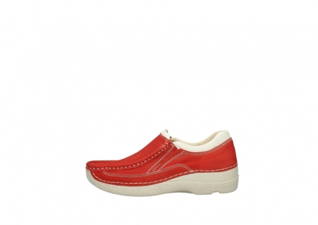 wolky slippers 06206 roll sneaker 10570 rot sommer nubuk_1