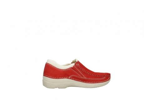 wolky slippers 06206 roll sneaker 10570 rot sommer nubuk_12