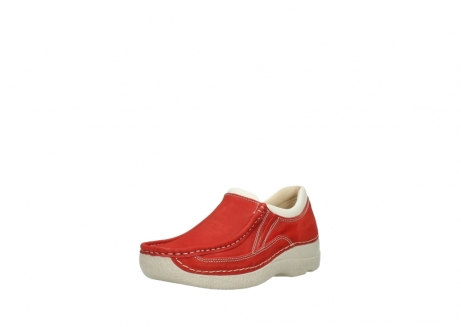 wolky slippers 06206 roll sneaker 10570 rot sommer nubuk_22