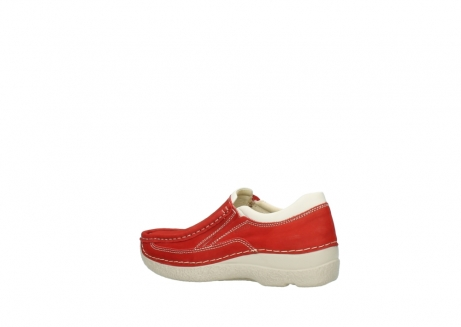 wolky slippers 06206 roll sneaker 10570 rot sommer nubuk_3