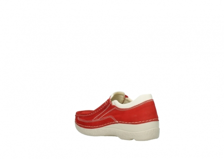 wolky slippers 06206 roll sneaker 10570 rot sommer nubuk_4