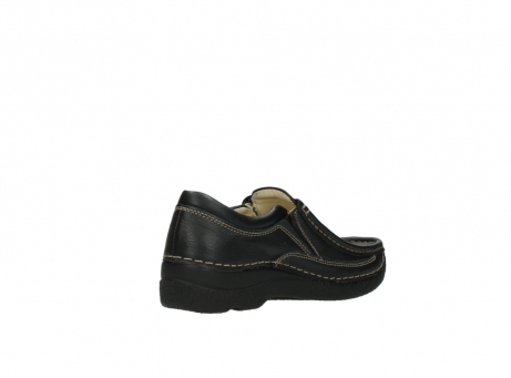 wolky slipons 06206 roll sneaker 70010 black_10