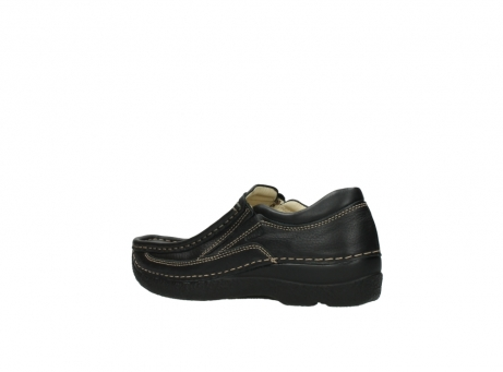 wolky slipons 06206 roll sneaker 70010 black_3