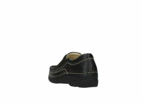 wolky slipons 06206 roll sneaker 70010 black_5
