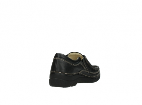 wolky slipons 06206 roll sneaker 70010 black_9