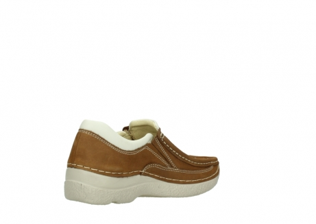 wolky slippers 06206 roll sneaker 10410 tobacco nubuk_10