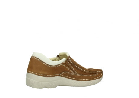 wolky slippers 06206 roll sneaker 10410 tobacco nubuk_11