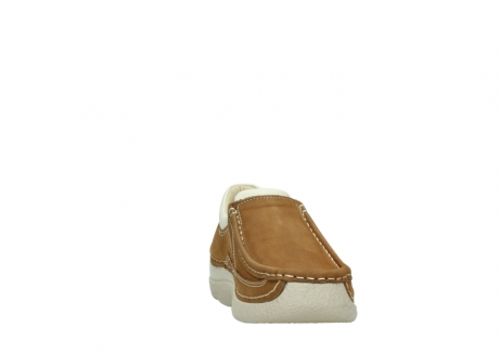 wolky slippers 06206 roll sneaker 10410 tobacco nubuk_18