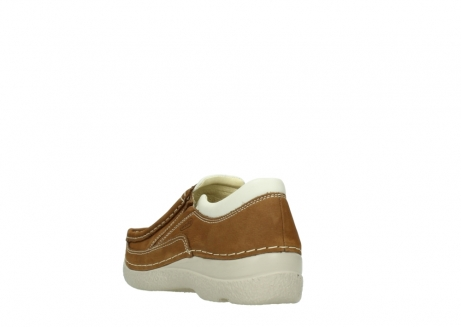 wolky slippers 06206 roll sneaker 10410 tobacco nubuk_5