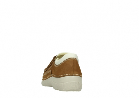 wolky slippers 06206 roll sneaker 10410 tobacco nubuk_6