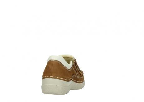 wolky slippers 06206 roll sneaker 10410 tobacco nubuk_8