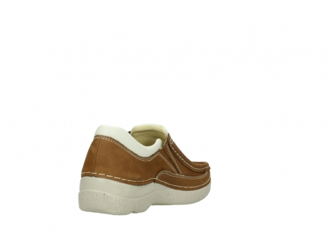 wolky slippers 06206 roll sneaker 10410 tobacco nubuk_9