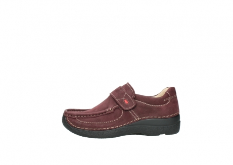 wolky slippers 06221 roll strap 90510 bordeaux nubukleder_1