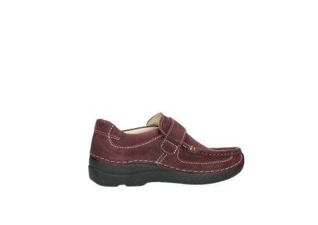 wolky slippers 06221 roll strap 90510 bordeaux nubukleder_12