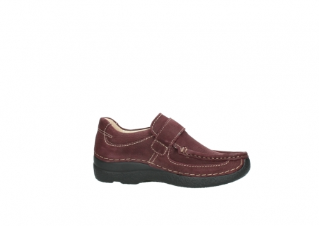 wolky slippers 06221 roll strap 90510 bordeaux nubukleder_14