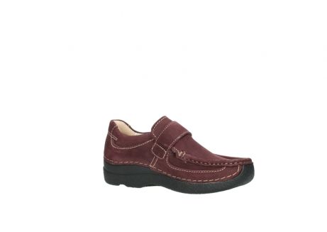 wolky slippers 06221 roll strap 90510 bordeaux nubukleder_15