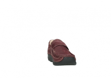 wolky slippers 06221 roll strap 90510 bordeaux nubukleder_18