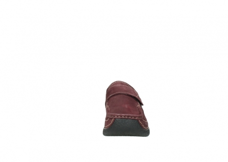 wolky slippers 06221 roll strap 90510 bordeaux nubukleder_19