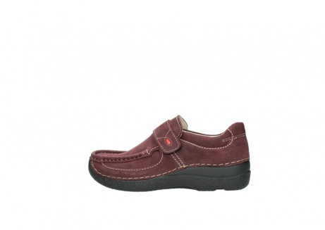 wolky slippers 06221 roll strap 90510 bordeaux nubukleder_2
