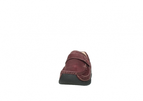wolky slippers 06221 roll strap 90510 bordeaux nubukleder_20
