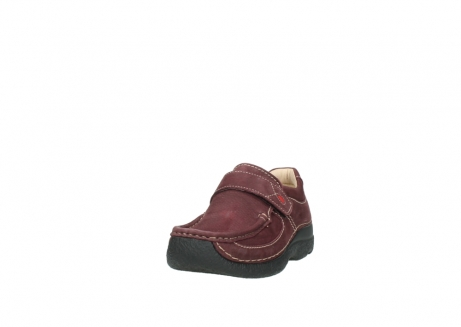 wolky slippers 06221 roll strap 90510 bordeaux nubukleder_21