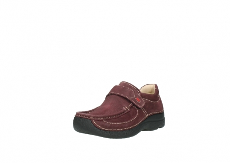 wolky slippers 06221 roll strap 90510 bordeaux nubukleder_22
