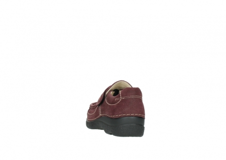 wolky slippers 06221 roll strap 90510 bordeaux nubukleder_6