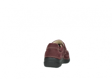 wolky slippers 06221 roll strap 90510 bordeaux nubukleder_8