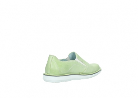 wolky slipons 08476 flint 30750 lime leather_10