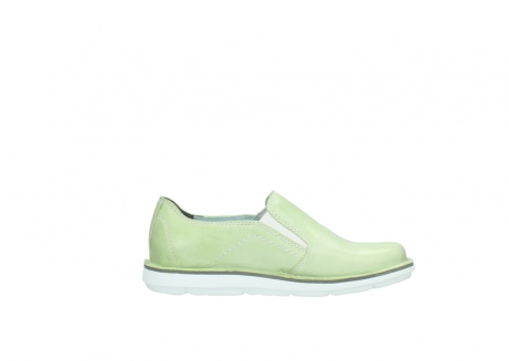 wolky slipons 08476 flint 30750 lime leather_13