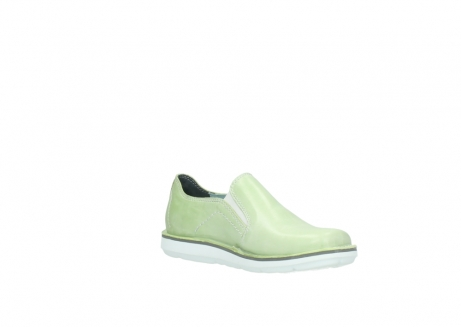 wolky slipons 08476 flint 30750 lime leather_16
