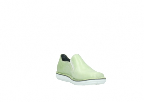 wolky slipons 08476 flint 30750 lime leather_17