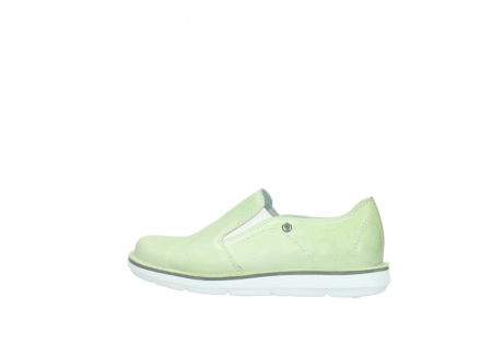 wolky slippers 08476 flint 30750 lime leder_2