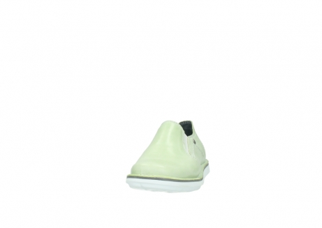 wolky slipons 08476 flint 30750 lime leather_20