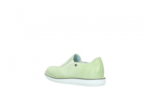 wolky slippers 08476 flint 30750 lime leder_4