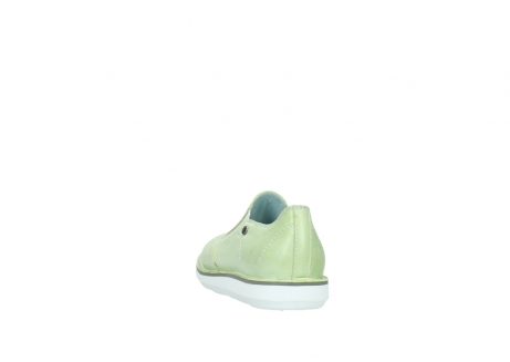 wolky slippers 08476 flint 30750 lime leder_6
