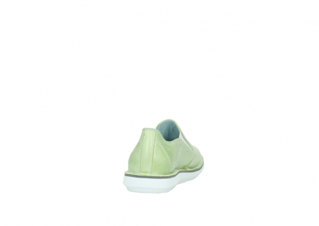 wolky slippers 08476 flint 30750 lime leder_8