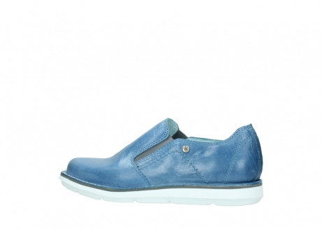 wolky instappers 08476 flint 30820 denim leer_2