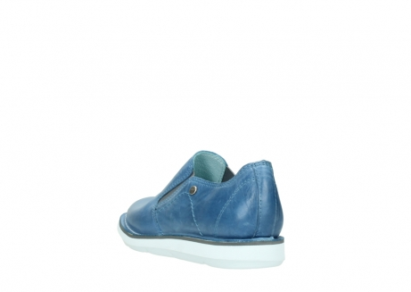 wolky instappers 08476 flint 30820 denim leer_5